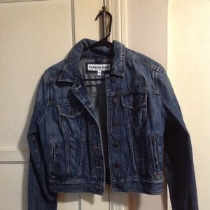 Express Jeans Small Jean Jacket